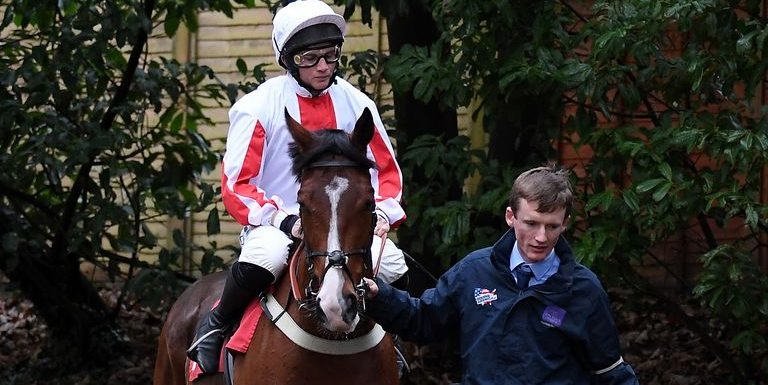 Goshen back in form to win Kingwell Hurdle