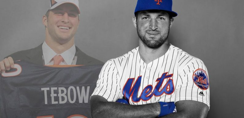 Tim Tebow went from All-American to America's Biggest Bust — twice over