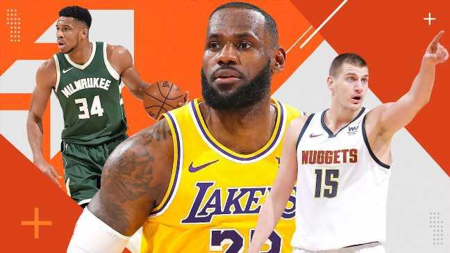 NBA Power Rankings: The Bucks are back; LeBron plays hero