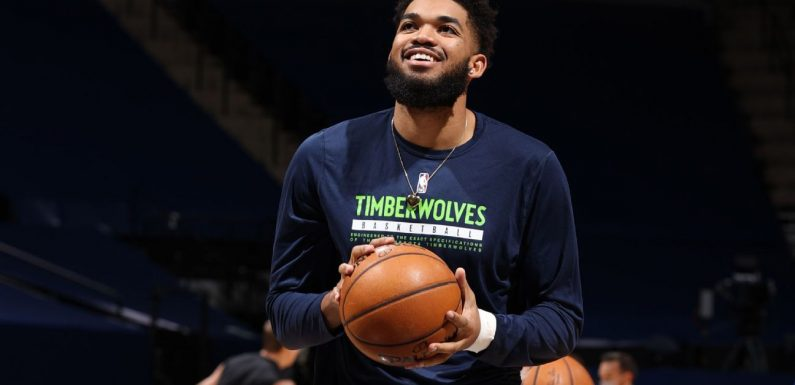 Towns returns: 'COVID did not treat me well'