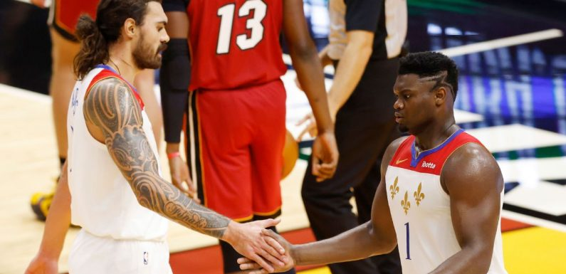 The Kiwi and Zion: Meet the strongest tag team in the NBA