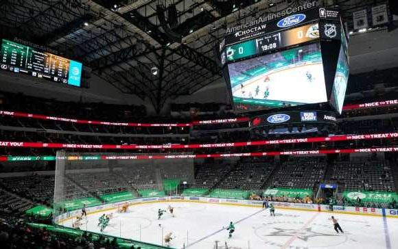 Preds-Stars off at city's request amid winter storm