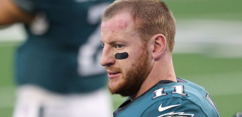 Carson Wentz out of Philly: What went wrong, and what's next