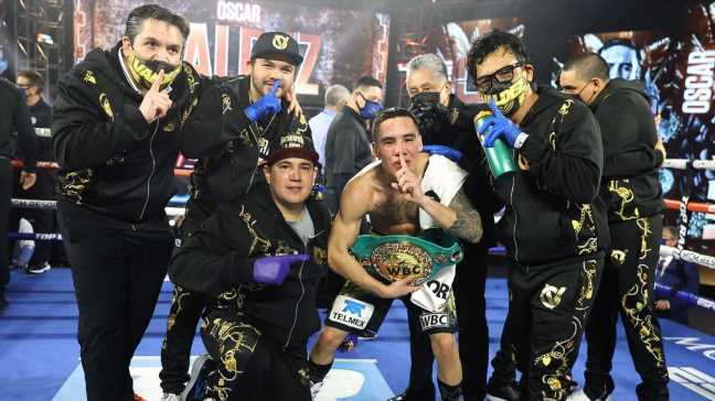 How the fight was won: Timothy Bradley on Oscar Valdez's game plan
