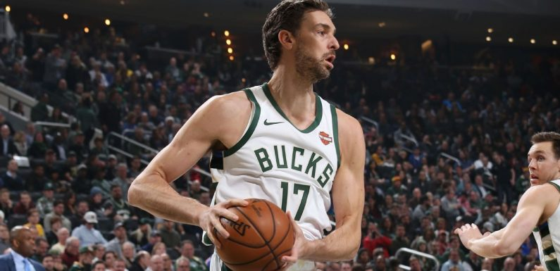 Pau Gasol returning to Spain to play for Barca