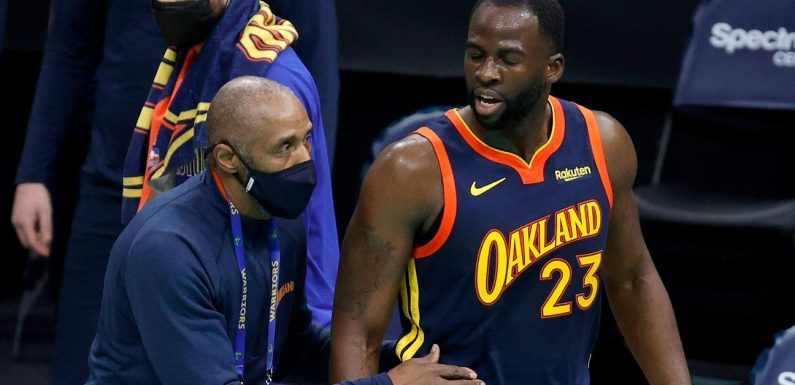 Draymond admits fault for ejection, losing game