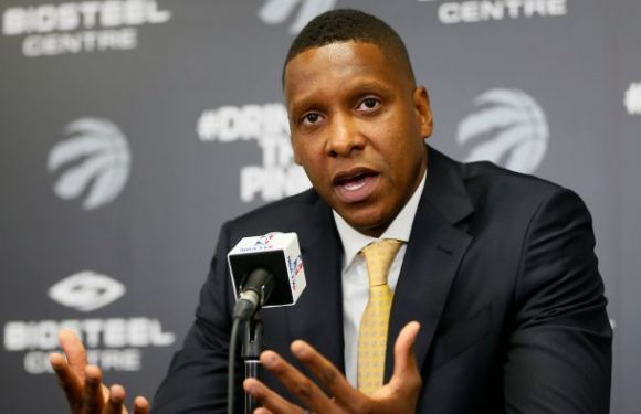 Raptors' Ujiri: 'Have to fight' for wrongly accused