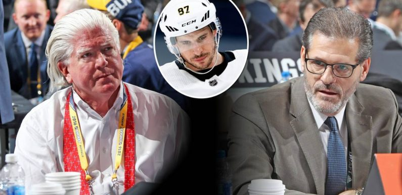 Penguins' pitiful pairing of Hextall & Burke shows NHL old useless boys network is alive as ever