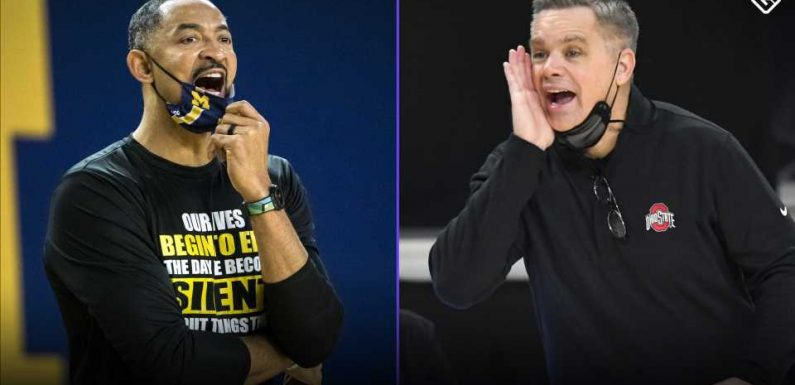 Ohio State-Michigan basketball rivalry emerging from football's shadow