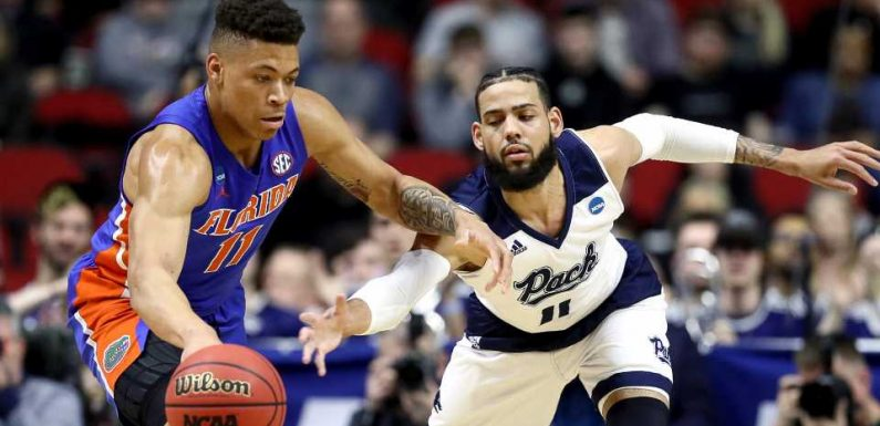 Florida star Keyontae Johnson reflects on scary collapse: 'I could have died'