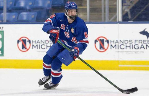 NHL Draft prospect rankings: Luke Hughes, Jesper Wallstedt head the top 32 of 2021 class