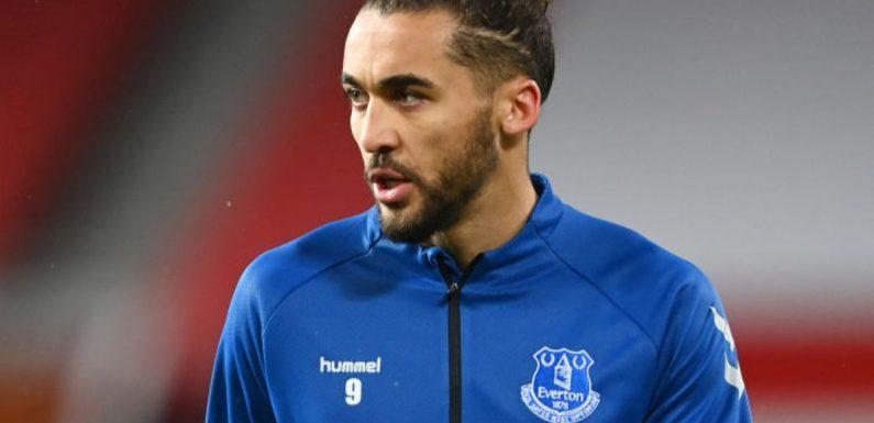 Dominic Calvert-Lewin injury: Everton striker to miss Everton vs Man City due to hamstring strain