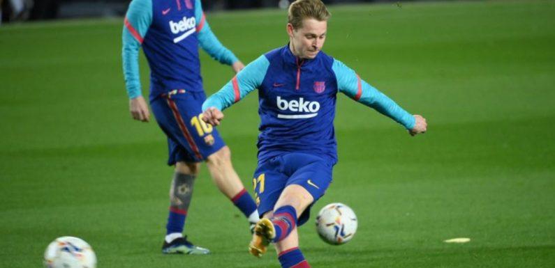 Barcelona vs PSG LIVE: Team news, line-ups and more ahead of Champions League fixture tonight