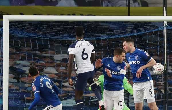 Everton vs Tottenham LIVE: Latest score, goals and updates from FA Cup fixture tonight