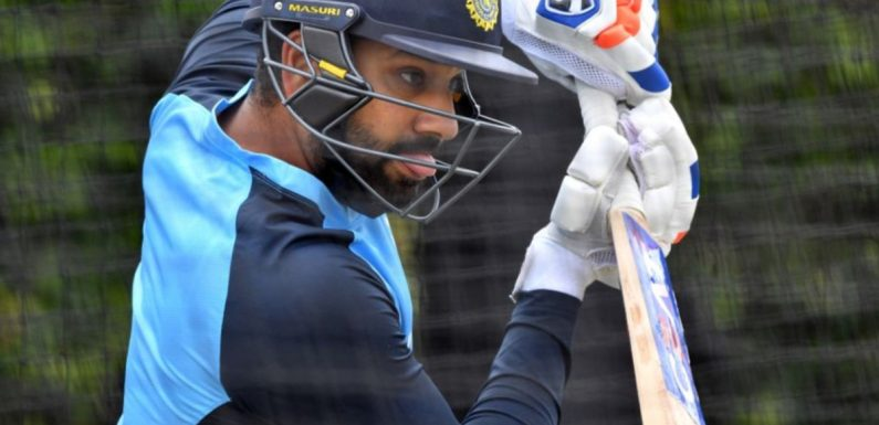 Rohit Sharma dismisses critics of India's spin-friendly pitch in Chennai