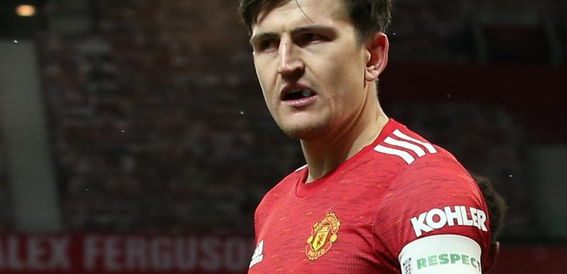 Harry Maguire lauds Manchester United's 'great mentality' after beating West Ham in FA Cup