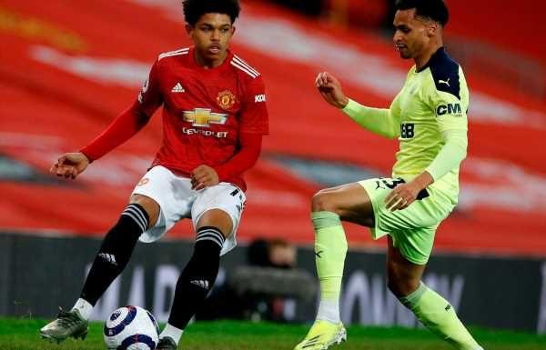 Shola Shoretire: Manchester United boss Ole Gunnar Solskjaer reacts to teenager's debut