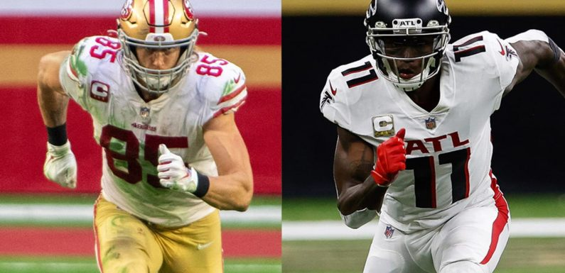 Ranking all eight candidates to go worst to first in 2021 NFL season