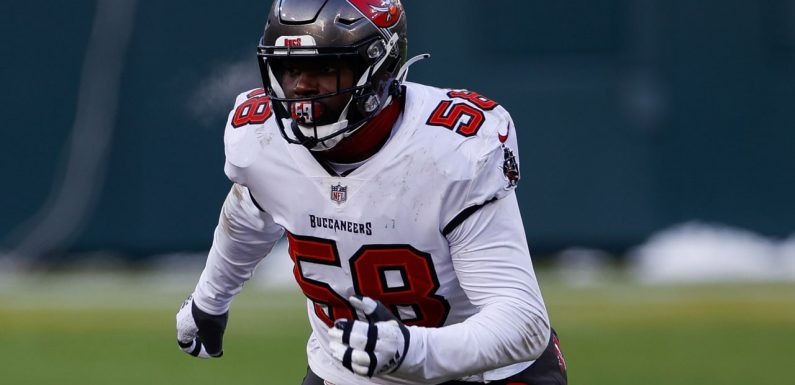 Buccaneers' Shaq Barrett on next contract: 'I feel like it's time for me to break the bank now'