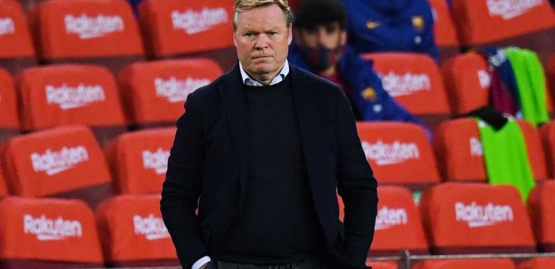 Koeman admits PSG showed they are more complete than Barcelona in Champions League humbling