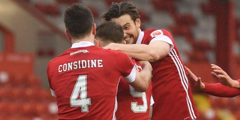 Aberdeen 1-0 Kilmarnock: Callum Hendry's strike ends goalless run
