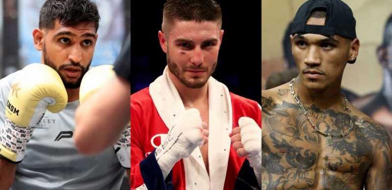 Josh Kelly could earn fights against Amir Khan, Kell Brook or Conor Benn, says Eddie Hearn