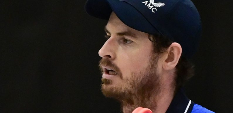 Andy Murray wins for second time in three days at ATP Biella Challenger Tour event in Italy