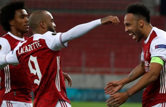 Europa League hits and misses: Pierre-Emerick Aubameyang revives Arsenal's season