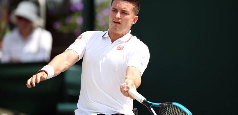 Gordon Reid: Australian Open wheelchair doubles victory is the most special yet