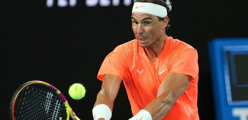 Australian Open: Rafael Nadal and Novak Djokovic discuss difficulty of quarantines in tennis