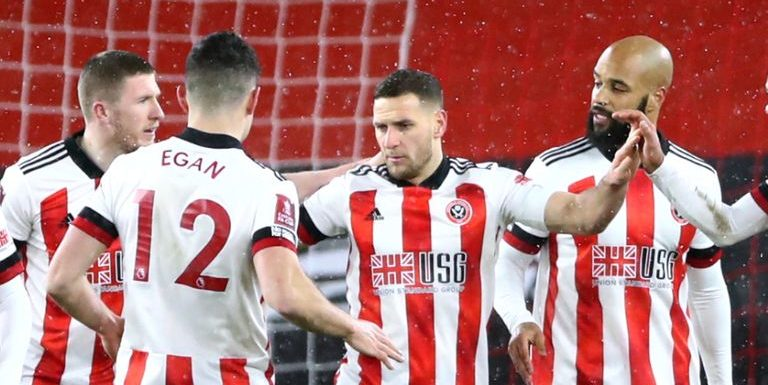 Sheffield United 1-0 Bristol City: Billy Sharp fires Blades into FA Cup last eight
