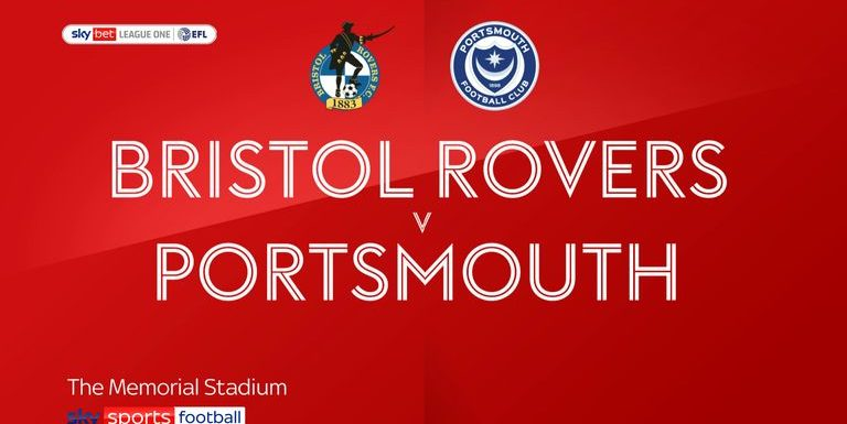 Bristol Rovers 3-1 Portsmouth: Jonah Ayunga fires managerless home side to victory