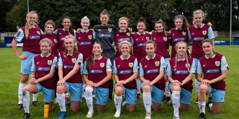 Burnley women's team amalgamated into club, aim to turn professional