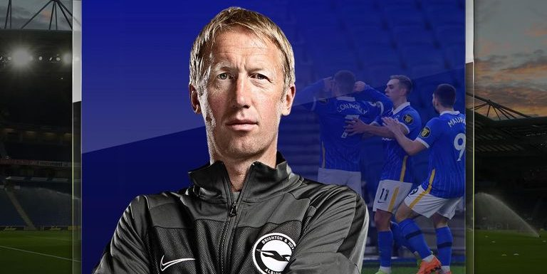 Graham Potter exclusive interview: Brighton boss on how style, identity and an aligned vision finally led to results