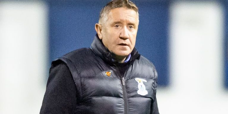 John Robertson: Inverness manager given compassionate leave