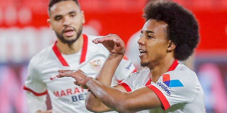 Jules Kounde's stunner gives Sevilla advantage against Barcelona in Copa del Rey semi-finals – European round-up