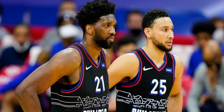 Embiid, Simmons, Harris, Green, Curry: Philadelphia 76ers starting five to be feared come the playoffs