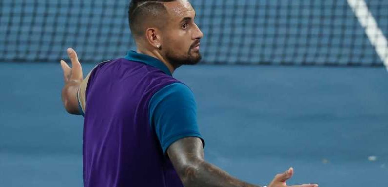 Australian Open: Nick Kyrgios reveals fear drove him to thrilling five-set victory against Ugo Humbert