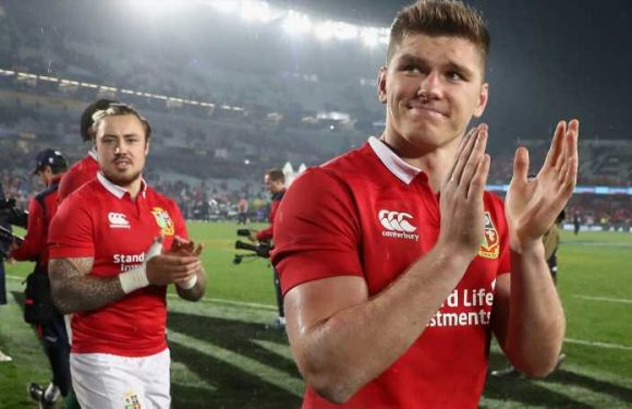 British & Irish Lions in Government talks to underwrite 'home tour' against South Africa
