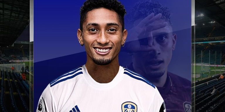 Raphinha's journey to Leeds: The making of the Brazilian winger now lighting up the Premier League