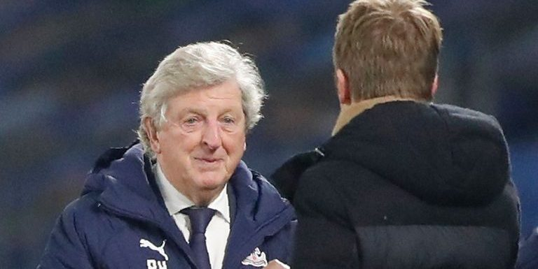 Roy Hodgson: Crystal Palace boss makes no apology for Brighton performance after 'fortunate' win