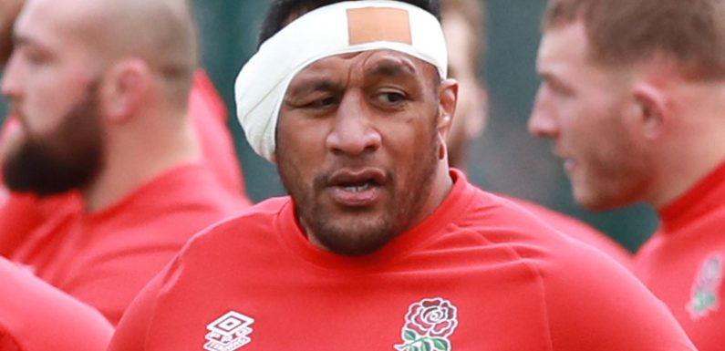 Mako Vunipola: England prop says he is 'good to go' for Six Nations game with Italy at Twickenham