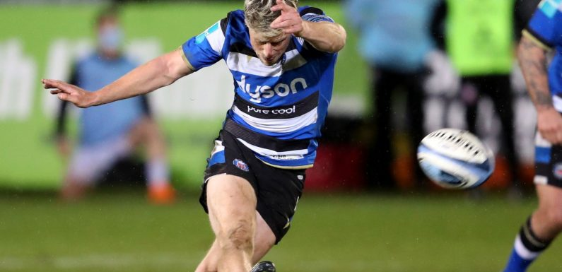 Match Report – Bath 16 – 14 Gloucester