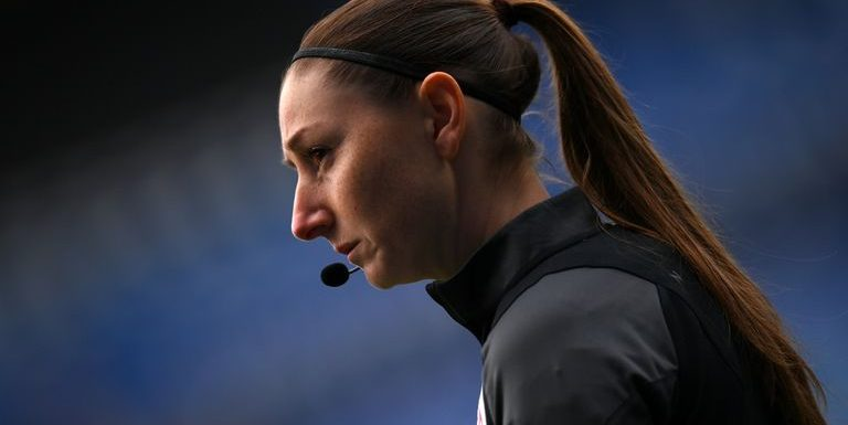 Sian Massey-Ellis and Jawahir Roble on being female officials in football: 'Fine line between criticism and sexism'
