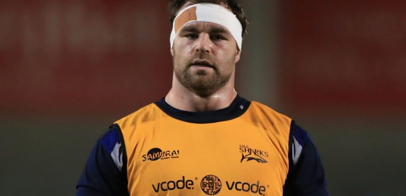 WillGriff John called up to Wales' Six Nations squad after Dillon Lewis released due to injury