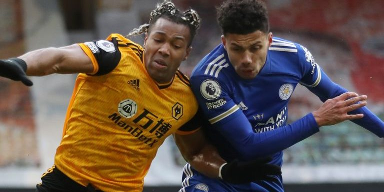 Wolves 0-0 Leicester: Brendan Rodgers' side unable to find a way past Nuno Espirito Santo's stubborn defence