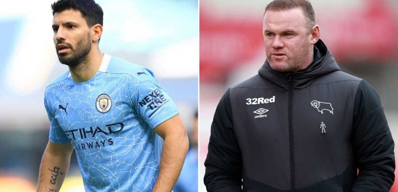 Sergio Aguero not the Premier League's best ever foreign striker, says Rooney
