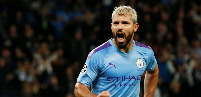 Sergio Aguero is impossible to replace at Man City – even Haaland will struggle