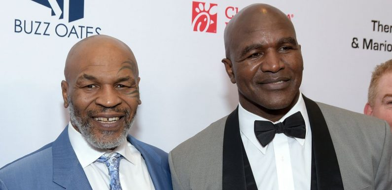 Mike Tyson vs Evander Holyfield now in doubt despite 'confirmed' May 29 bout