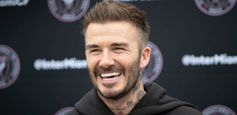 Beckham's new Inter Miami XI set to feature ex-Liverpool and Man Utd stars